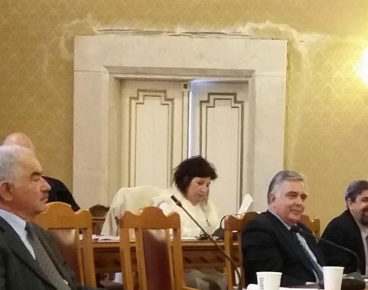 """Ο π. Βουλευτής Δωδεκανήσου Βασίλης Α. Υψηλάντης στο Περιφερειακό Συμβούλιο Ν. Αιγαίου: """"Η κυβερνητική μπουρδολογία συνεχίζεται..."""""""