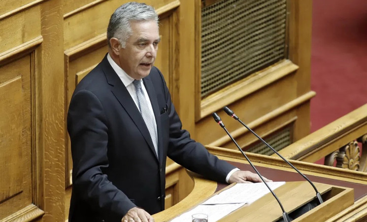 Ομιλία στην Ολομέλεια της Βουλής για τον Τουρισμό