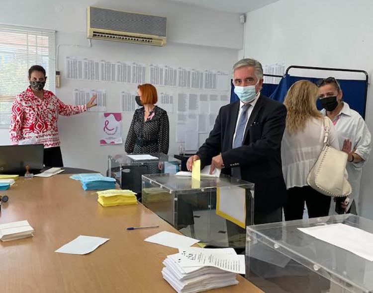 Εσωκομματικές εκλογές για τη Νέα Δημοκρατία